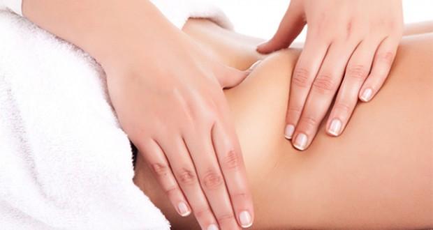 Massagem modeladora manual